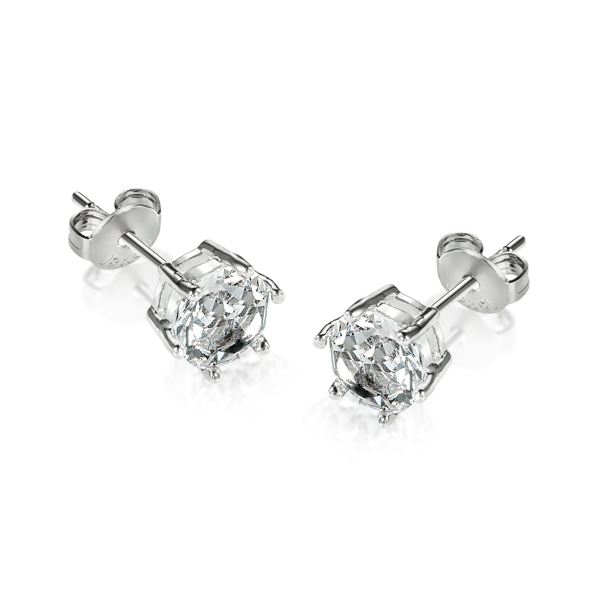 co stud cabochon earrings affordable solitaire archive diamond blog rd product simulants